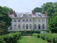 Château de la Chesnaie (XVIIIe), Eaubonne (95)