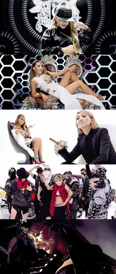 CL - The Baddest Female   Gizibe!