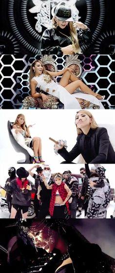 CL - The Baddest Female   Gizibe!