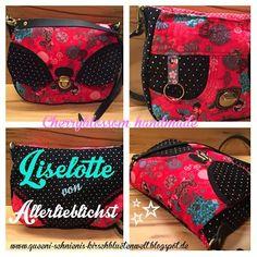 Beispiele Tasche Liselotte