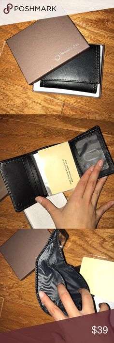 Franklin Covey Wallet NWOT Comes in box. Never used or opened franklin covey Bags Wallets