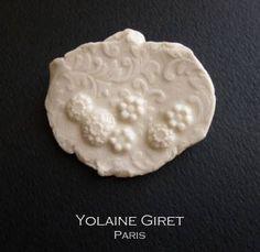 Yolaine Giret - broche