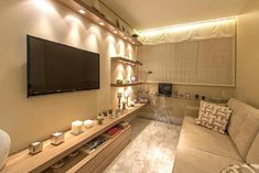 dicas de iluminação para o apartamento