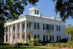 Sturdivant Hall in Selma, Alabama reported to be haunted by the homes second owner, John McGee Parkman