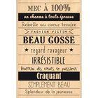 BEAU GOSSE Florilèges Design