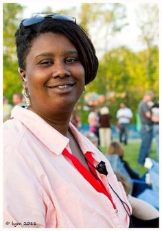 Before starting her job as the Powhatan Chamber of Commerce's events coordinator, Iris Woodson worked as a Henrico County Communications Supervisor for 20 years.