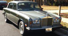 Chassis LRL41647 (1980) Saloon #RollsRoyce