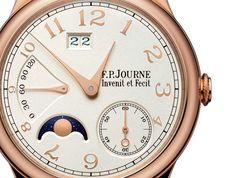 Watches by SJX: Introducing Three New F.P. Journe Timepieces With ...