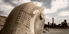 Ruins of Perspolis