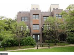 Pride in ownership shows here! End unit townhome being sold fully furnished…
