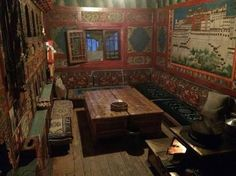 Image result for tibet home interior