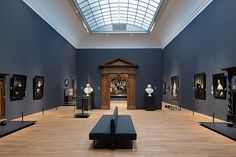 The Rijksmuseum in Amsterdam -- Not a very large museum, but very engrossing. Their Rembrandt collection is stunning.