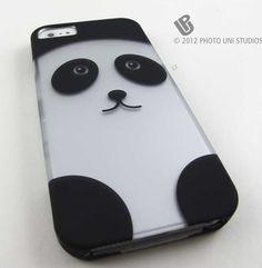 super cute!!!!! ADORABLE PANDA Hard Snap-On Case Cover For Apple iPhone 5 Phone Accessory   eBay
