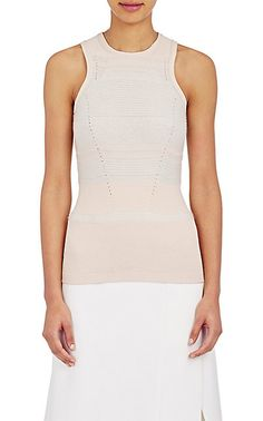 We Adore: The Mixed-Stitch Shell from Narciso Rodriguez at Barneys New York