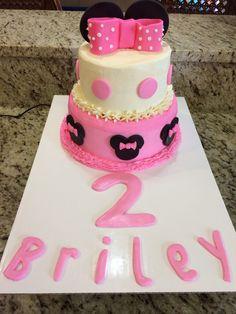 Birthday cake for a sweet girl.