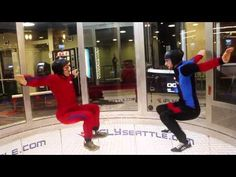 iFLY indoor skydiving - I want to do this! Christmas gift maybe...?