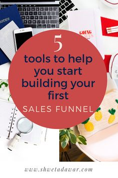 The only 5 tools you need to help you start building your first sales funnel when launching a service/ product Email Marketing Lists, Sales And Marketing, Business Marketing, Business Tips, Media Marketing, Marketing Strategies, Marketing Plan, Digital Marketing, Marketing Automation