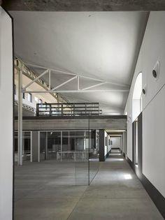 Ensamble Studio || Casa del Lector,  Matadero de Madrid (Madrid, España)