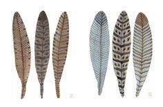 Feathers feathers feathers    gemsandunicorns.tumblr.com