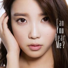 IU / Can You Hear Me?【Japan CD】
