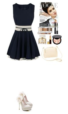 """""""Event TOMTOP"""" by eliza-redkina ❤ liked on Polyvore featuring GE, Anastasia Beverly Hills, Christian Dior, Tom Ford, Givenchy, vintage, women's clothing, women, female and woman"""