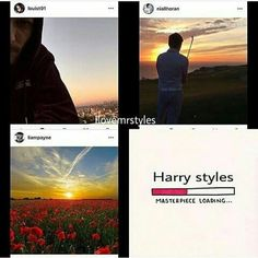 It's your turn to post @harrystyles...