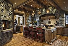 Top Rustic Kitchen Design Ideas and Photos - Zillow Digs   Come See What Daddy's Got For His Little Sweetie Just In Time For Christmas