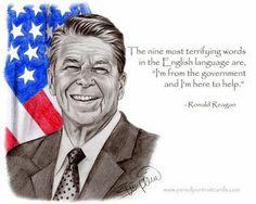 R. Reagan.