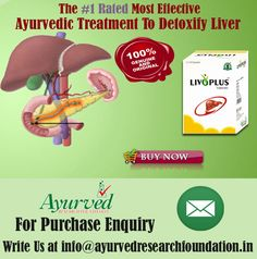 Nowadays, the importance of liver detoxification is highly felt and herbal treatment for the same will help. Livoplus capsule is the best ayurvedic treatment to detoxify liver.