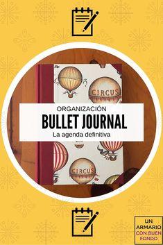 Bullet Journal. Sistema de organización para el que solamente necesitas un cuaderno y un bolígrafo. #bulletjournal #agenda #organización Bullet Journal Inspiration, Life Organization, World Traveler, Filofax, Bujo, Letters, Writing, How To Plan, Scrapbooks
