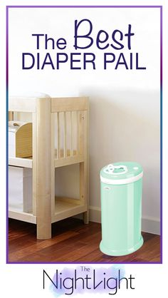 We took real diapers and tested dozens of diaper pails. Now that the dirty work is done, here is the Nightlight's final choice for the Best Diaper Pail.     For more product reviews and recommendations, be sure to visit www.thenightlight.com!