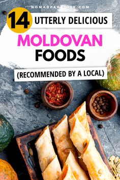 Learn all about Moldovan food with this local guide (perfect for foodies! Yummy Treats, Yummy Food, Recipe Boards, Moldova, International Recipes, Other Recipes, Foodie Travel, Street Food, Foodies