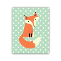 10 Foxy Finds for the Nursery
