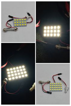Modul lampu LED untuk plafon interior kabin mobil. Tegangan DC 12V dengan pemasangan mudah PnP di bagian rumah lampu plafon. Barang ini tersedia di toko online Takekimurah. Cek marketplace online di Tokopedia, Shopee, dan Bukalapak. Led, Interior, Indoor, Interiors