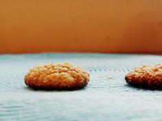 galletas de avena sin harina