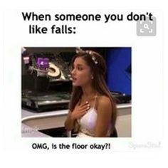 Is the floor okay?
