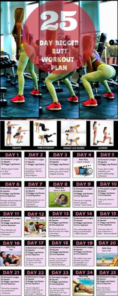 25 day workout plan for thighs and butt - Photo Workout Plan For Beginners, Workout Plan For Women, Workout Plans, Workout Ideas, Planet Fitness Workout, Gym Workouts, At Home Workouts, Leg Day, Diet Plans To Lose Weight