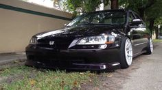 Goals for my Accord.. But maybe some different headlights?