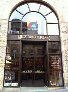 Museum of Childhood in Edinburgh, Edinburgh