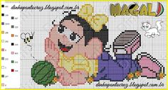 Cross Stitch Embroidery, Cross Stitch Patterns, C2c, Hama Beads, Crafts For Kids, Art Gallery, Kids Rugs, Comics, Mary