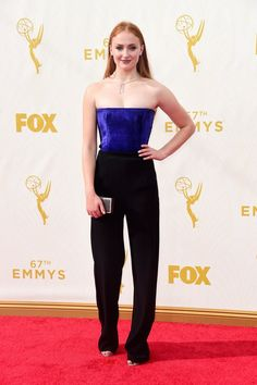 Pin for Later: Seht alle TV-Stars bei den Emmy Awards Sophie Turner