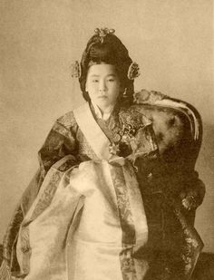 Korean Photo, Korean Art, Old Pictures, Old Photos, Korean Peninsula, Old Portraits, Korean Hanbok, Korean People, Korean American