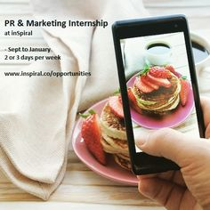 PR & Marketing Internship at inSpiral. Deadline for applications 27th August - http://ift.tt/1hDiUdE by inspiralled