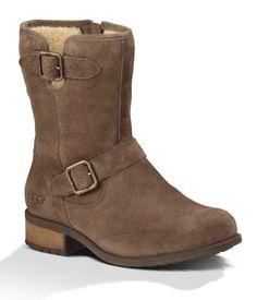 Amazon.com: UGG Australia Womens Chaney Suede Boot: Clothing