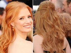 penteados simples para casamento - Pesquisa Google