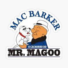 """Mr. Magoo"" Spiral Notebook by clecio | Redbubble"