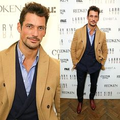 WEBSTA @ ohmygandy - Tonight at the opening of the fist UK salon of @larrykinghair Sending love and best wishes to you Larry! #larrykinghair #larrysworld
