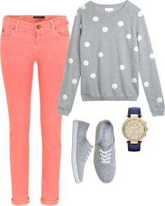 """""""Winter & Spring"""" by alarr14 on Polyvore"""