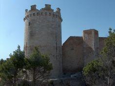Lucera nel Foggia, Puglia castello angioino svevo