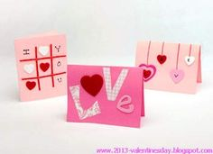 Easy Valentines day card with hearts and cute themes. Description from home-all-quotes-brow.blogspot.com. I searched for this on bing.com/images